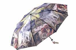 . Женский зонт Popular. Арт.88207