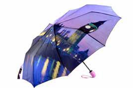 . Женский зонт Popular. Арт.88222